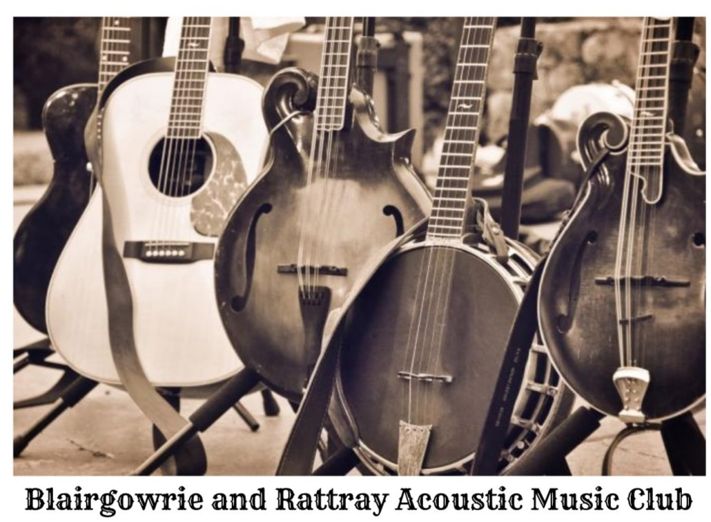 Blairgowrie and Rattray Acoustic Music Club