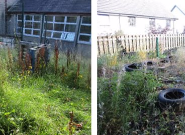 Gardening Support for Rattray Primary School Nursery