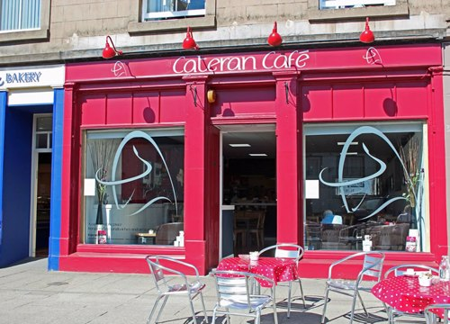 Cateran Cafe - Eat Out to Help Out Scheme