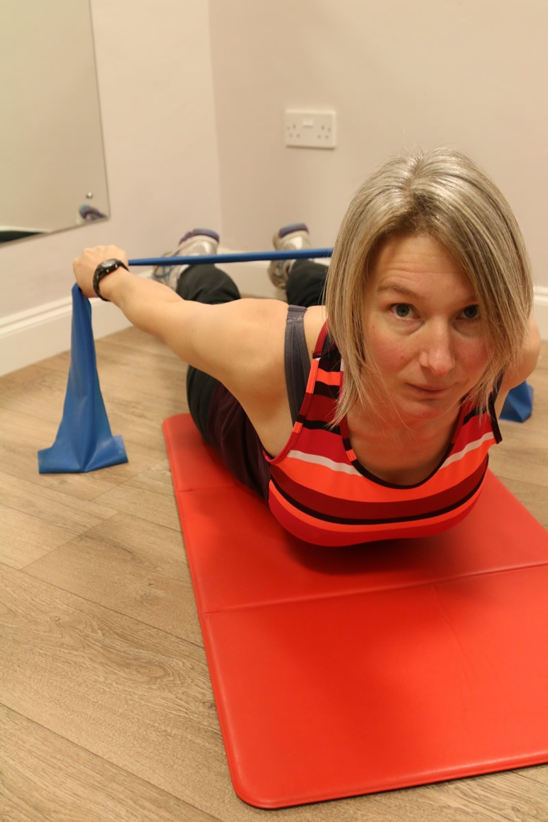 Pre Book Online Mixed Pilates with Susie Black Fitness