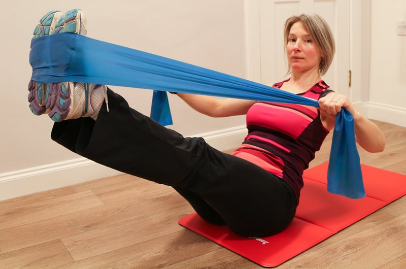 Pre Book Online Gentle Pilates with Susie Black Fitness Thursday