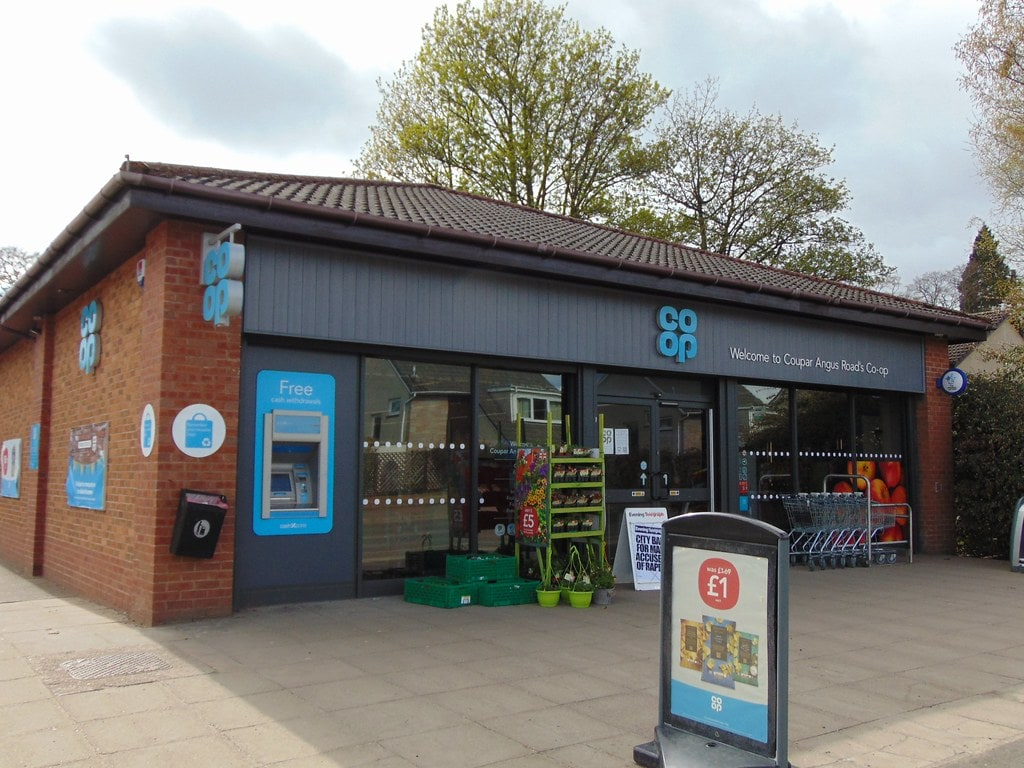 Co op Coupar Angus Road