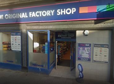 The Factory Shop