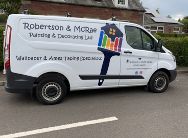 Robertson & Mcrae Painting and Decorating